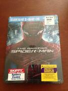 The Amazing Spiderman DVD New