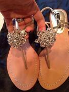 Dune Flat Sandals