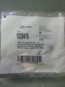 Replacement Ultra Fine/Pollen Filters 1029416 - CPAP