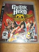 PS3 Games Guitar Hero