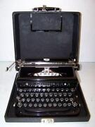 Royal Portable Typewriter
