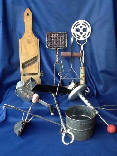 Vintage Kitchen Tools Ebay