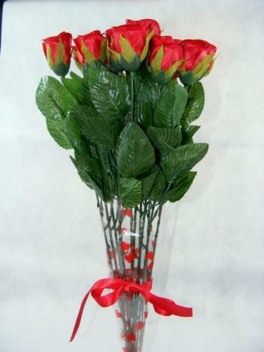 Long Stem Artificial Flowers Ebay