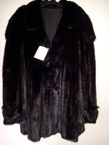 Mens Mink Coat | eBay