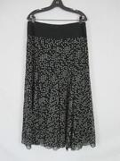 Jones New York Silk Skirt