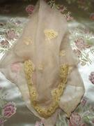 Antique Wedding Hankies
