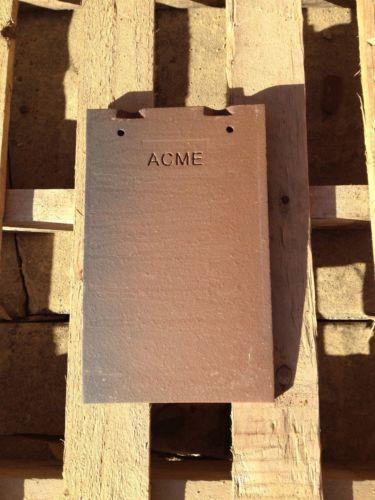 Acme Tiles Roofing Ebay