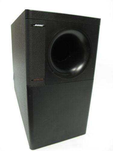 Bose Acoustimass 9  Home Speakers  U0026 Subwoofers