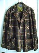 Pendleton Plaid Coat