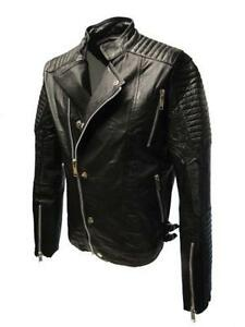 lederjacke biker kleidung accessoires ebay. Black Bedroom Furniture Sets. Home Design Ideas