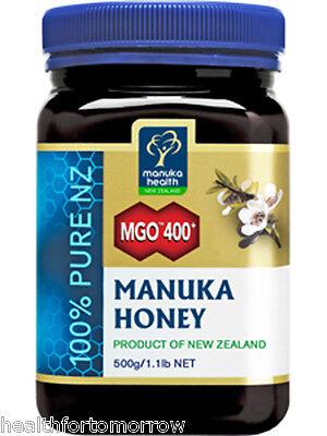 Manuka Health Mgo 400  Manuka Honey 1 1Lb
