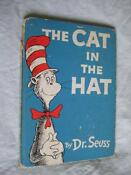 Cat in The Hat First Edition