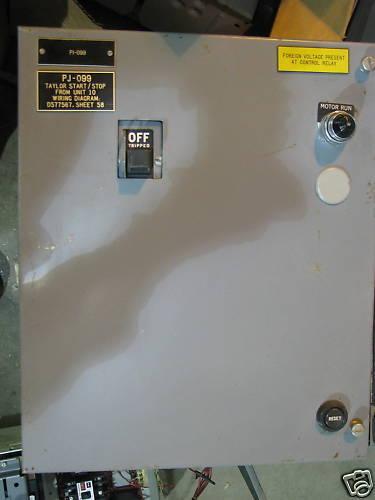 Cutler Hammer F-10 United Size 2 MCC Bucket