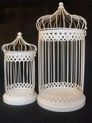 Vintage Bird Cage Wedding