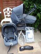 Mamas and Papas Pliko Pramette Travel System