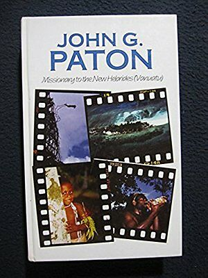 John G. Paton: Missionary to the New Hebrides [Library Binding] [Oct 01, (John G Paton Missionary To The New Hebrides)