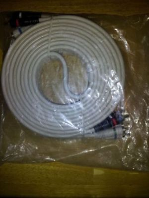 12 FT Component Video Audio Cable  Heavy Duty Thick Wire 5 RCA (NEW) #GTC01 12 Component Video