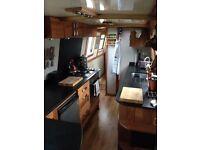 les allen narrowboat for sale