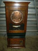 Antique Time Recorder