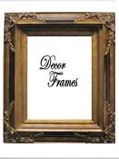Antique Wooden Picture Frames
