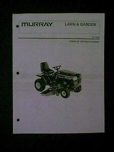 murray riding mower murray riding mower manuals