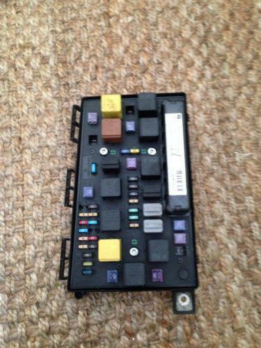 Fuse Box In Astra 2008 : Astra h fuse box ebay