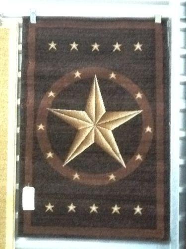 Western Star Rug Ebay