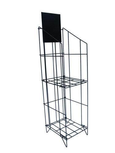 wire magazine rack ebay. Black Bedroom Furniture Sets. Home Design Ideas
