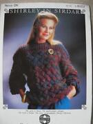Ladies Double Knitting Jumper Patterns