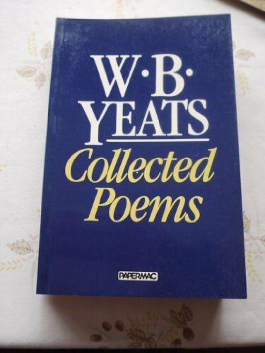 The Collected Poems,W. B. Yeats