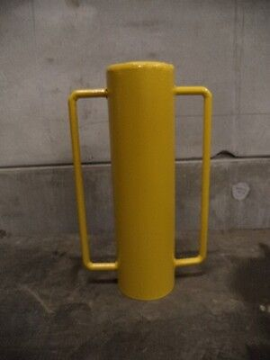 Heavy duty post driver,rammer,knocker,thumper.16kg 60cm tall 15.5cm internal dia