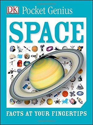 NEW - Pocket Genius: Space: Facts at Your Fingertips by DK