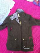 Girls Coats Age 8