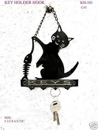 Cat Key Holder Ebay