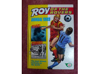 ROY of the Rovers 1989 Annual