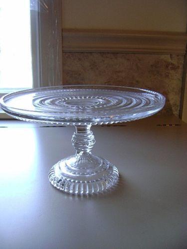 Ebay Glass Cake Stand