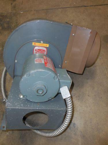 Used Sawdust Blower : Dust collector blower ebay
