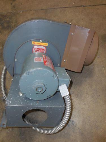Industrial Dust Blowers : Dust collector blower ebay