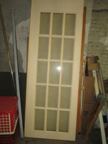 Vintage French Doors Ebay