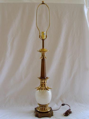 Stiffel Antique Brass Lamps Ebay
