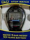 Q&Q Plastic Case Wristwatches