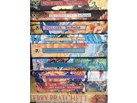 9 Terry Pratchett Books