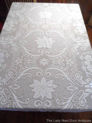 Heart Tablecloth Ebay