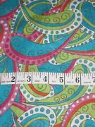 Paisley Upholstery Fabric