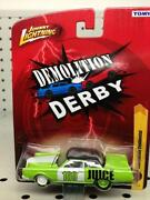 Johnny Lightning Demolition Derby