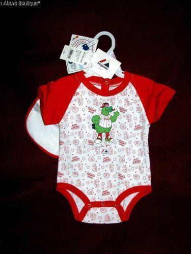 Phillies Onesie Baby Amp Toddler Clothing Ebay