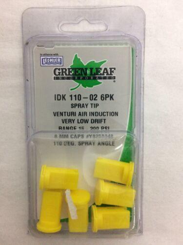 Greenleaf IDK 110-02 6 Pack ( teejet )