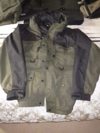Daiwa Wilderness 3/4 Length Jacket DWJ XXL