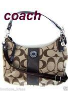 Coach Convertible Hobo