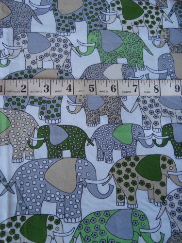 ea958ab6a022 Elephant Fabric